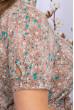Трендове елегантне плаття кольору капучіно