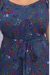 Жіночний вишуканий сарафан джинсового кольору