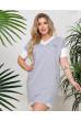 Оригінальне зручне сіре спортивне плаття