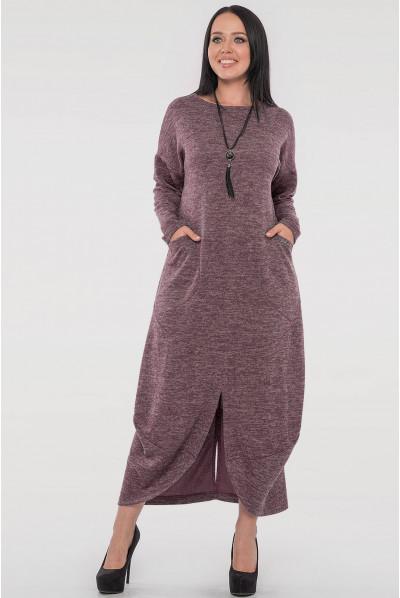 Фрезове ультрамодне довге плаття